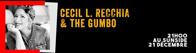 Cecil L. RECCHIA & The Gumbo 21déc