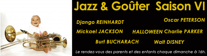 Banni�re Home Jazz et Go�ter saison 6