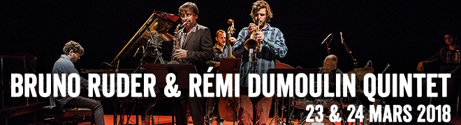 Bruno RUDER & Rémi DUMOULIN Quintet featuring Billy HART