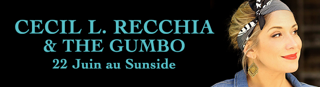 Cecil L. RECCHIA & The Gumbo