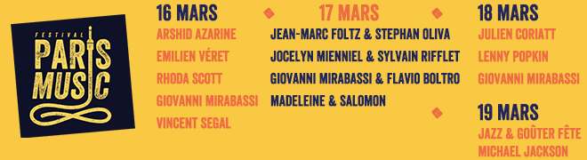 Festival Paris Music 2017