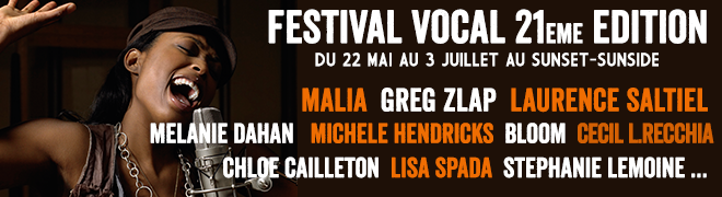 Jazz Vocal 21eme Edition
