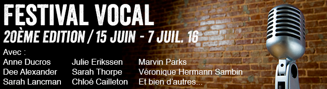 Festival Vocal 20�me �dition