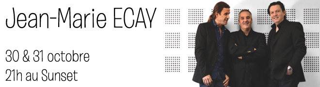 Jean-Marie ECAY Trio