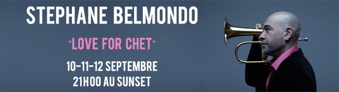 St�phane BELMONDO �Love for Chet�