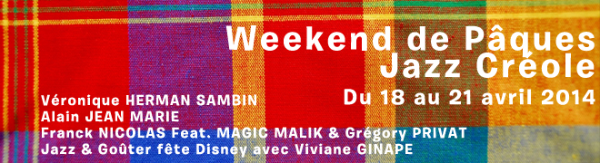 Weekend de p�ques Homepage